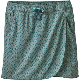 Patagonia Fleetwith - Vestidos y faldas Mujer - verde